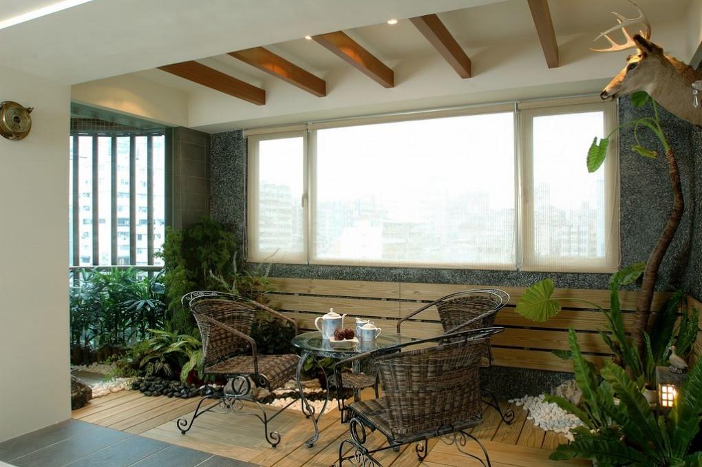 陽台設計 ‧ 為您的室內裝潢加分